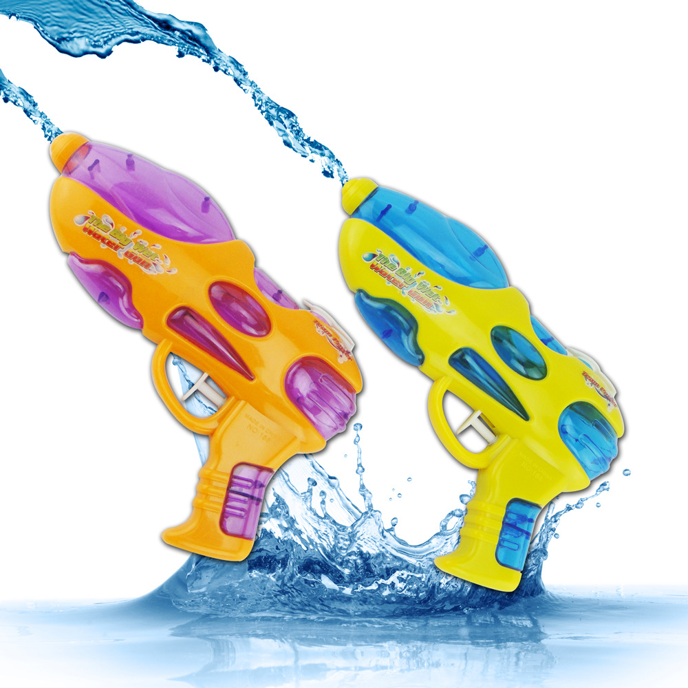Long Range!Air Pressure Water Gun Pistol 22cm*14cm Outdoor Summer Beach Swimming Toys Essential Weapon Kids Toys