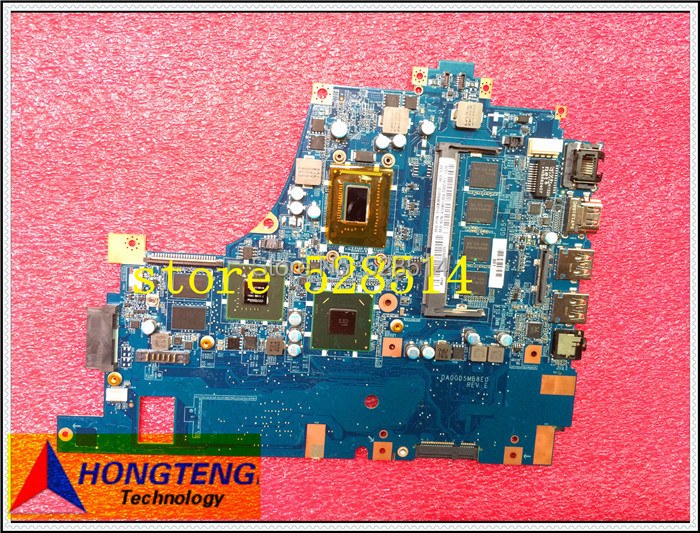 Best Quality FOR Sony SVF14 Motherboard WITH SROXG CPU A1946130A DA0GD5MB8E0 31GD5MB00T0 100% tested OK