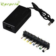 CARPRIE MotherLander 96 Вт Универсальное зарядное устройство для зарядки адаптер переменного тока штепсельная вилка европейского стандарта для ноутбука notebook Mar9