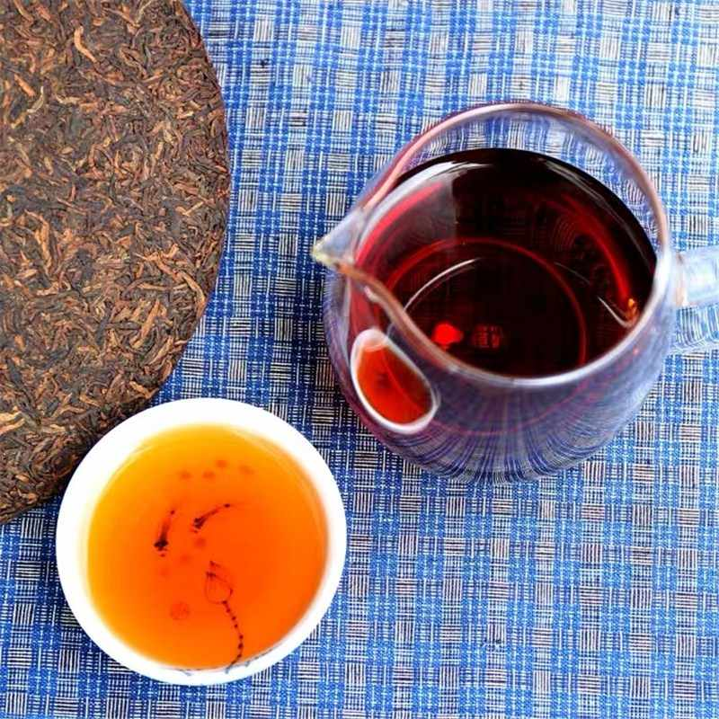 Чай пуэр кто похудел