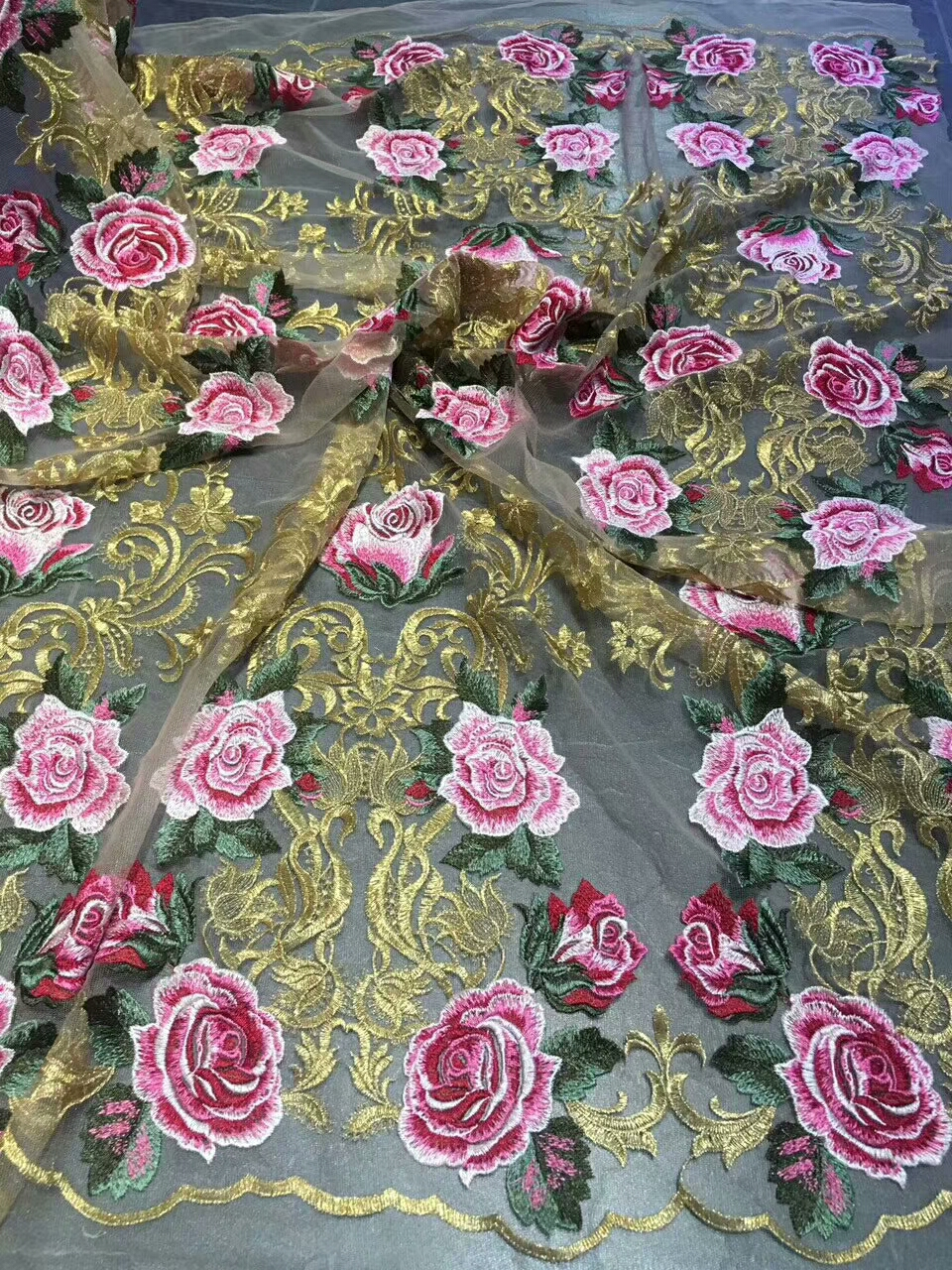 latest lace Party rose