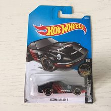 New Arrivals 2018 8a Hot Wheels 1:64 nissan Fairlady Z Car Models Collection Kids Toys Vehicle For Children hot cars(China)