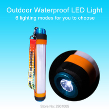Multi-purpose outdoor waterproof LED lamp 3W 4W 5.5W emergency light USB Rechargeable flashlight Dimmable Magnetic Travel Lamp
