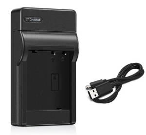 Battery-Charger Digital-Camera Lumix Panasonic for Lumix/Dmc-fh20/Dmc-fh22/..