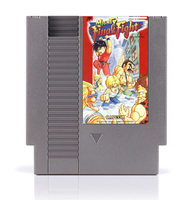 Mighty Final Fight 8 Bit Game Card for 72 Pins Game Consoles