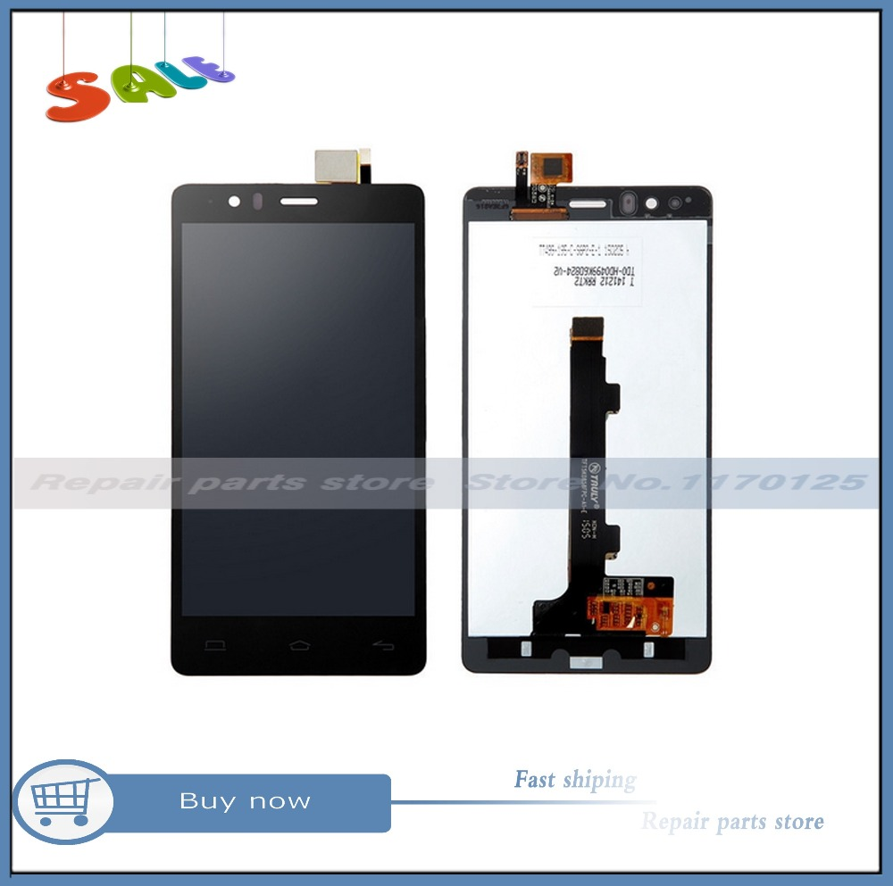 Original and New LCD Screen with touch screen Assembly For Spainish BQ Aquaris E5 FHD IPS5K0760FPC-A1-E free shipping bq aquaris 5 7 lcd screen display touch screen digitizer touch panel assembly white color