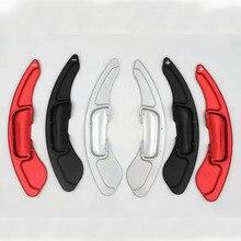 2 ШТ./КОМПЛ. Алюминиевого Сплава Руль Сдвиг Paddle Расширения Манетки Замена Пригодный Для Mazda 3 6 CX-5 Atenza Axela