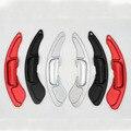 2 UNIDS/SET Aleación De Aluminio Volante Extensión Paddle Shift Palancas Fit Reemplazo Para Mazda 3 Atenza Axela 6 CX-5