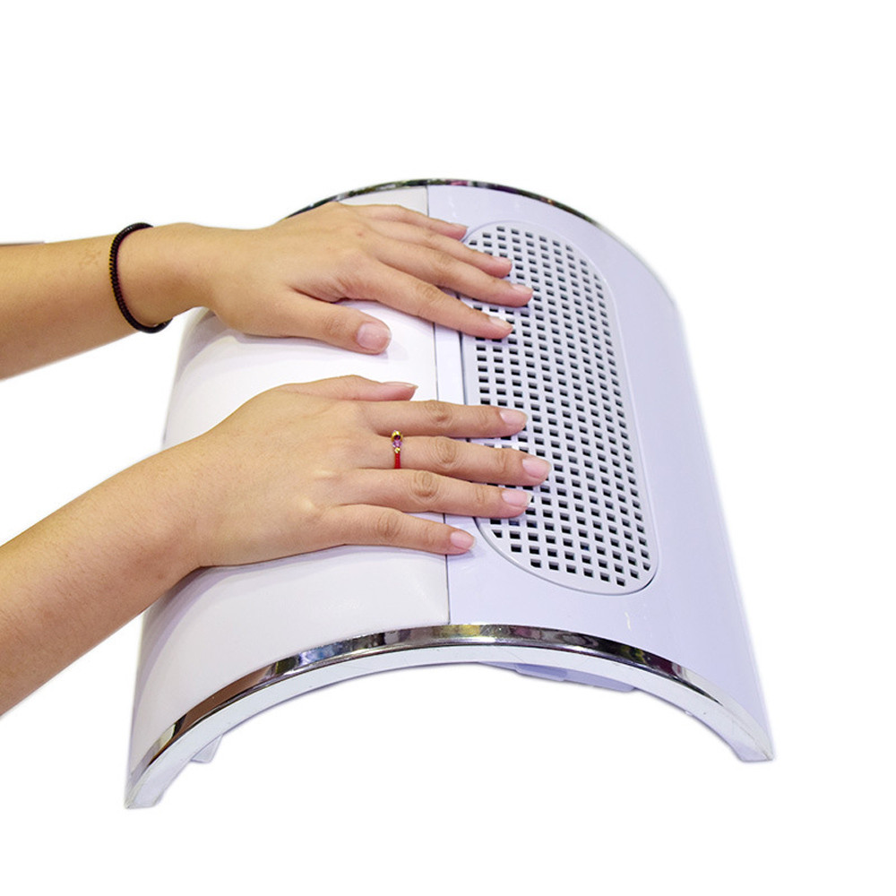 Nail Art Suction Dust Collector 3 Fans UV Gel Polish Tip Dust Collector Nail Salon Tool Vacuum Cleaner Manicure Machine  1D7Nail Art Suction Dust Collector 3 Fans UV Gel Polish Tip Dust Collector Nail Salon Tool Vacuum Cleaner Manicure Machine  1D7