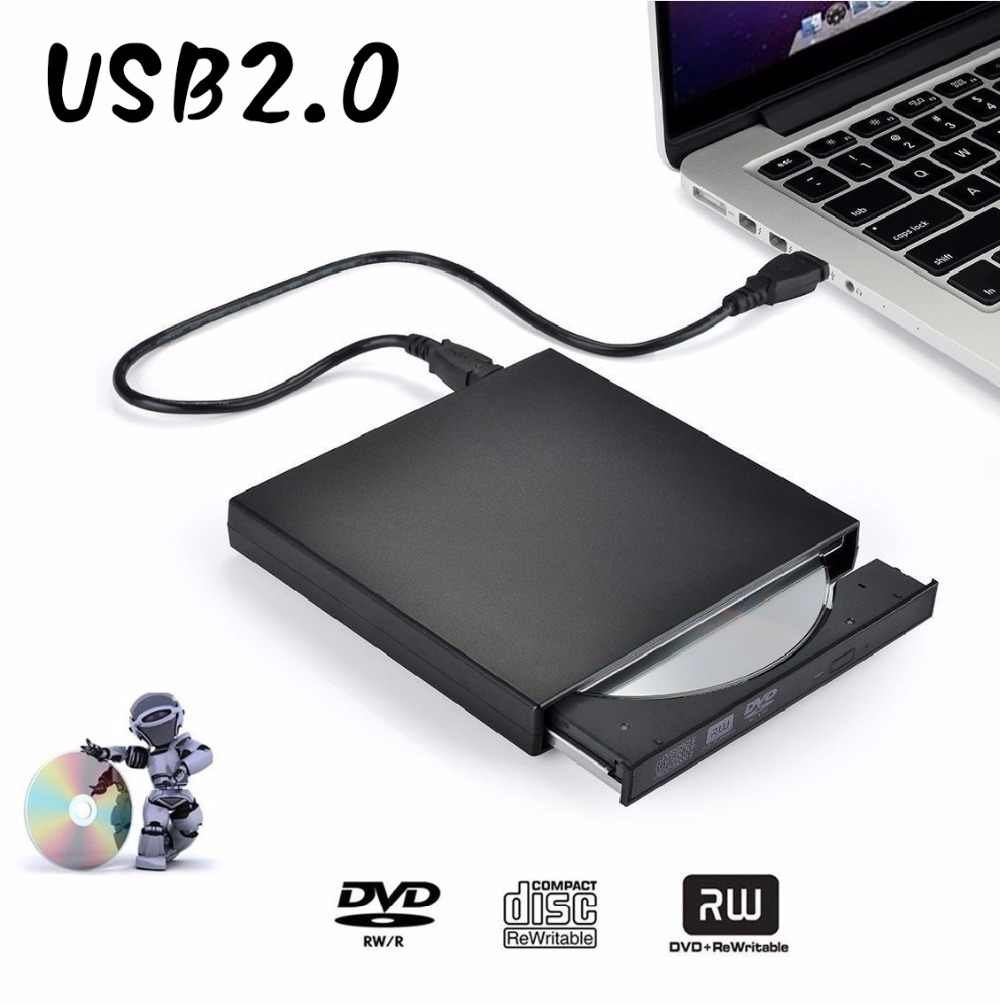 USB 2.0 External CD//DVD Drive for Asus g2