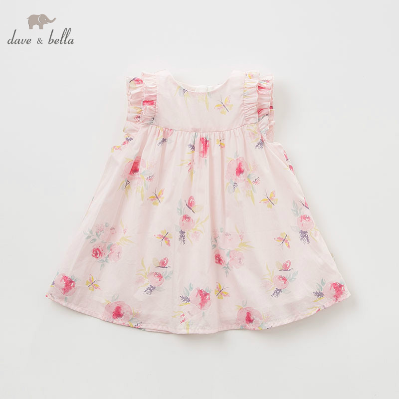 DBF9600 DAVE BELLA summer baby girls lolita floral dress infant toddler birthday wedding dresses children high quality dressesDBF9600 DAVE BELLA summer baby girls lolita floral dress infant toddler birthday wedding dresses children high quality dresses