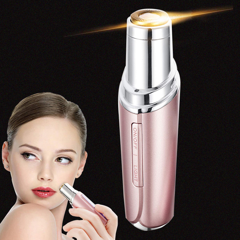 New Mini Electric Epilator Painless hair removal USB Rechargeable Lady Lipstick Shaver lip cheek Face Hair Remover Zp-213New Mini Electric Epilator Painless hair removal USB Rechargeable Lady Lipstick Shaver lip cheek Face Hair Remover Zp-213