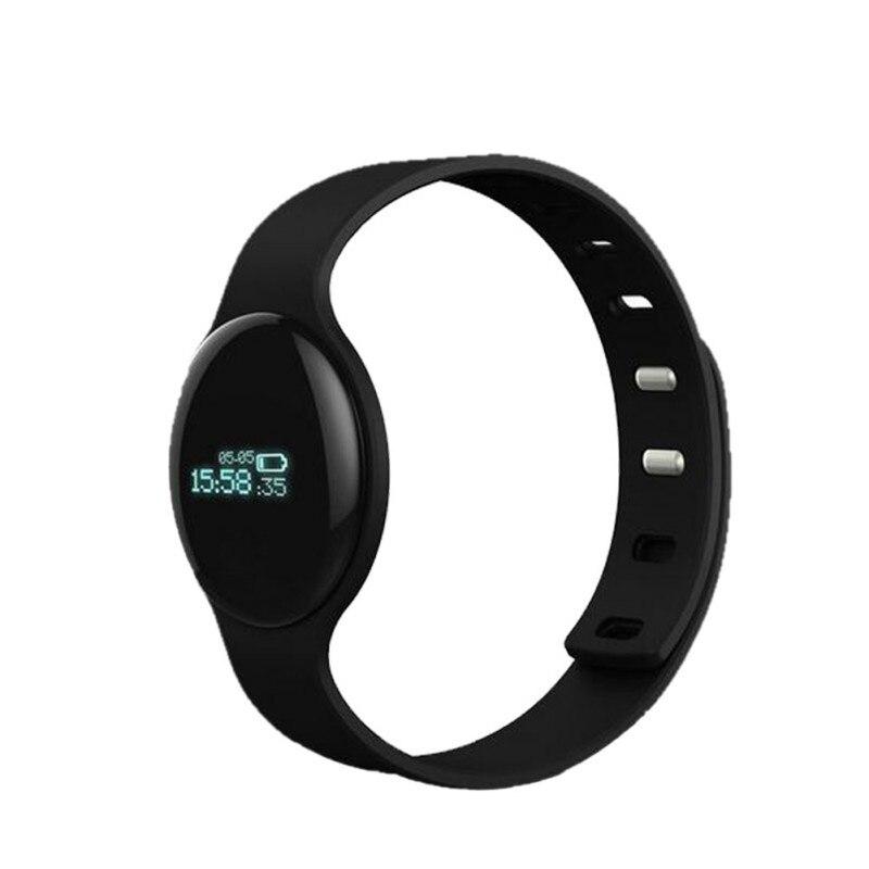 New Arrive H8 Smartband Smart Wrist Band Bluetooth Smart Watch Passometer Message Call Reminder Sleeping Monitor