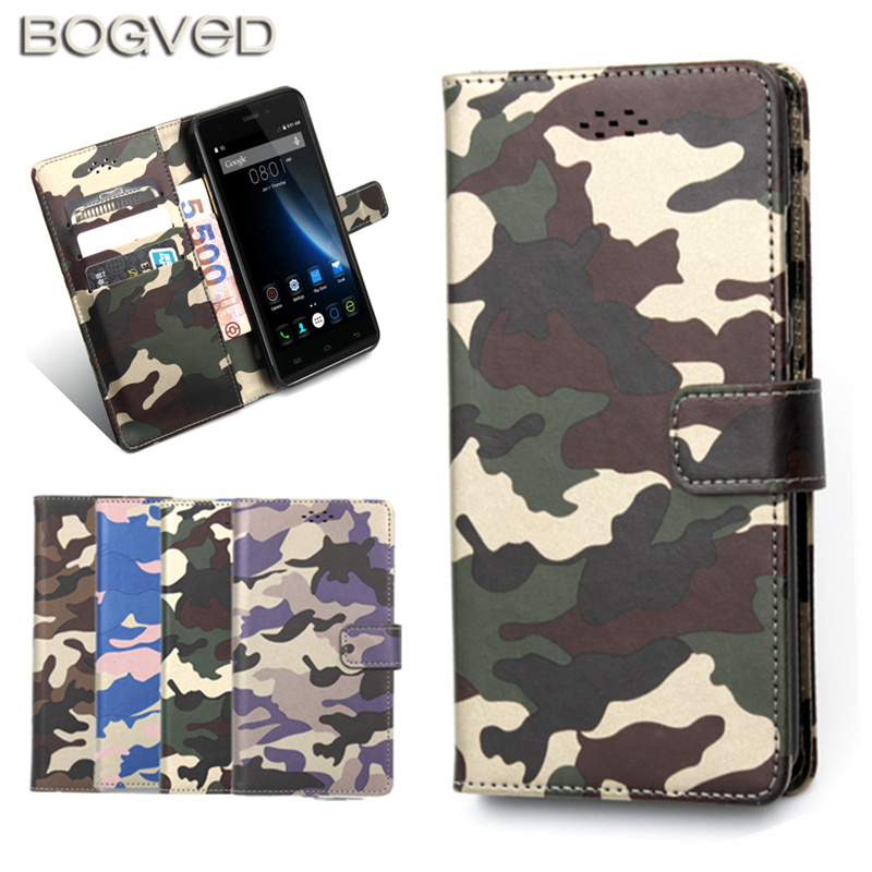 BOGVED Original Camouflage Phone Case For Doogee X5 Max Silicone Cover X5 Pro X5 Max Pro