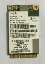 Sierra Wireless 3G Card MC8355 Gobi3000 Mini PCI-e HSPA EVDO WWAN WLAN for  IBM Lenovo GPS 60Y3257