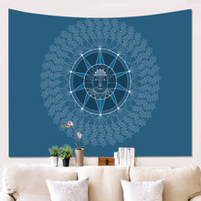 Chic Bohemia Mandala Floral Carpet Wall Hanging Tapestry For Decoration Fashion Tribe Style  3D Travel Gift Desktop