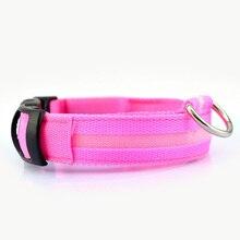 LED Dog Collar Night Safety Anti-lost