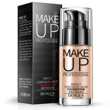 Face Foundation Makeup Base Liquid BB Cream Concealer Whitening Moisturizer Oil-control Maquiagem