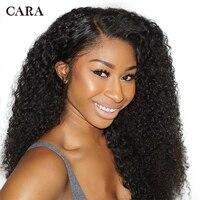 13x6 кудрявые парики из натуральных волос на фронте шнурка для женщин 250 плотность парик на фронте шнурка предварительно сорвал глубокая част