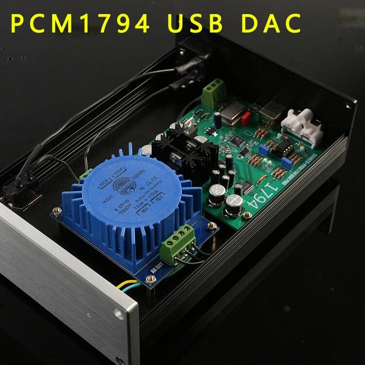 Symbol Der Marke Hifi Audio Pcm1794 Pc Usb Dac Audio Decoder Probenahme Rate Sa9023 24bit 192 K Soundkarte Super Gute Sound Für Verstärker Weniger Teuer Tragbares Audio & Video