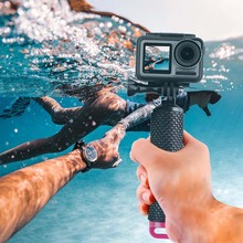 Go pro 9 Float Hand Grip Buoyancy Rod Pole Stick Monopod Tripod for GoPro Hero 8 7 Xiaomi Xiomi Yi 2 4K 4 K Action Sport Camera