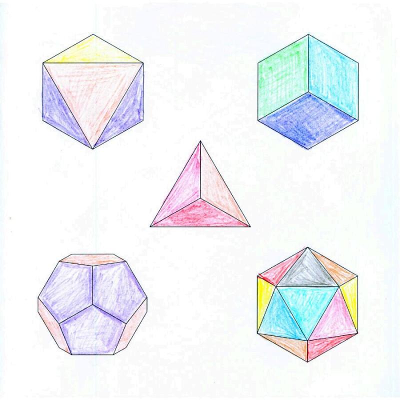 Muster des Universums: Eine Färbung Abenteuer in Mathematik und ...
