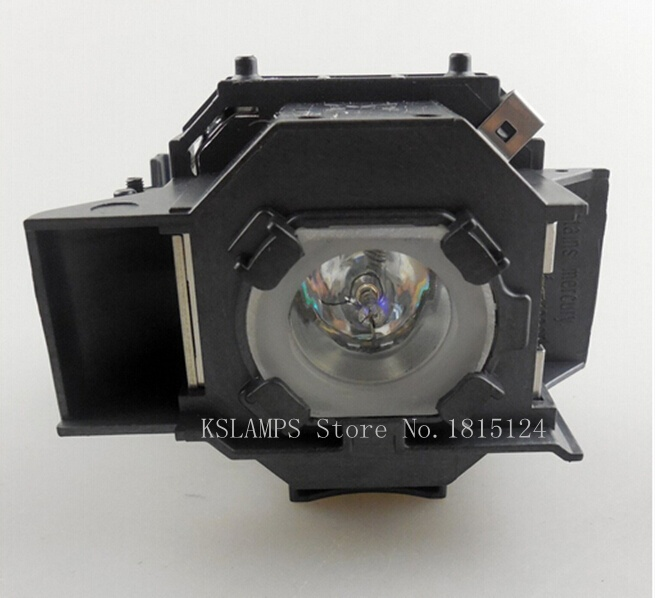 ФОТО Replacement projector / TV lamp ELPLP43 / V13H010L43 for Epson EMP-TWD10 / EMP-W5D PROJECTORs / TV