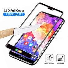 Funda protectora de cristal para Huawei P20 Lite Pro Plus P 20, cristal templado, Honor P20lite 20 lite Huaweip20, funda protectora de pantalla