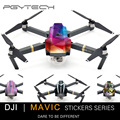 NUEVA DJI APG Mavic pro Accesorios pegatinas piel 3 M impermeable PVC tatuajes 4 K HD Cámara RC Quadcopter Drone partes