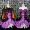Japanese Anime LOVE LIVE Cosplay Costume Lovelive Tojo Nozomi Stage Wear Halloween Cosplay Costumes Full Uniform