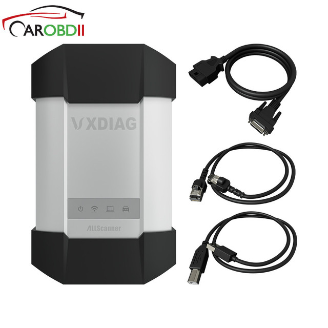Flash Promo For Mercedes Benz STAR XENTRY C4 Scanners Truck VXC PLUS DOIP Audio VXDIAG C6 Diagnostic Tool Powerful With Wireless