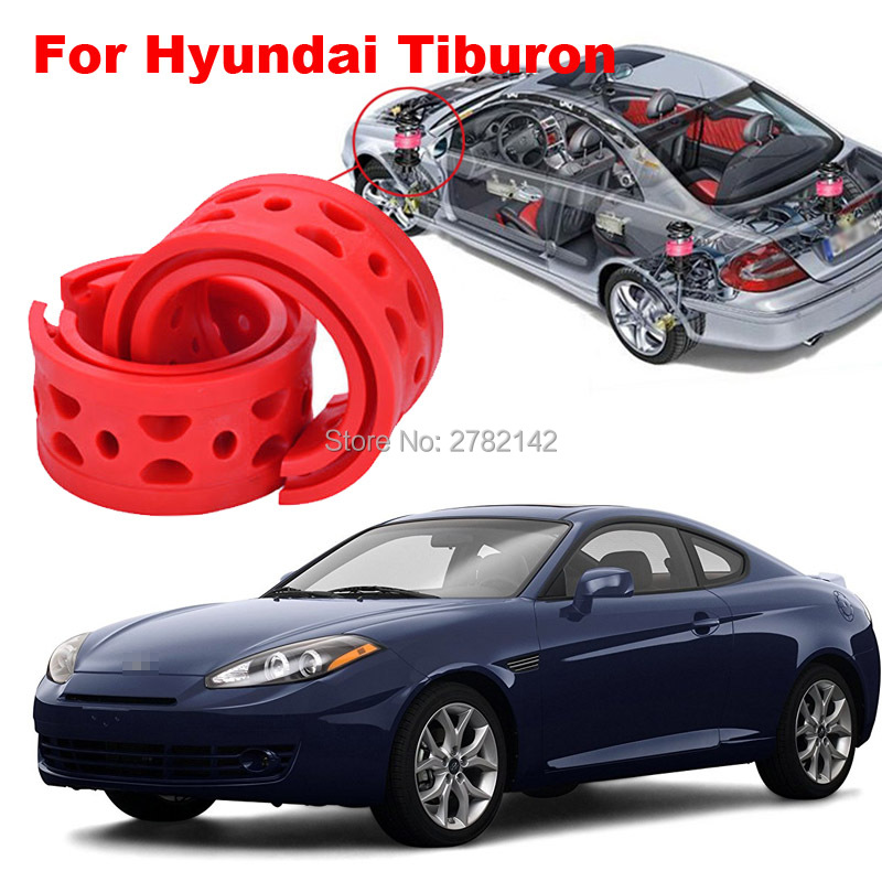 High-quality Front /Rear Car Auto Shock Absorber Spring Bumper Power Cushion Buffer For Hyundai Tiburon  high quality front rear car auto shock absorber spring bumper power cushion buffer for volvo xc70