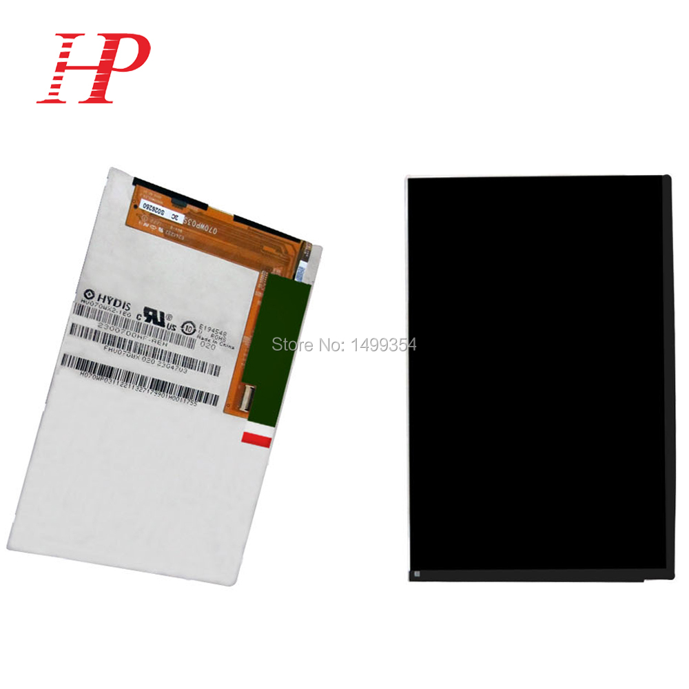 New Tablet Screen LCD Screen Display For Asus Google Nexus 7 CLAA070WP03 asus full lcd display touch screen assembly replacement part for asus google nexus 7 2nd 2013 fhd me571 me571k me571kl