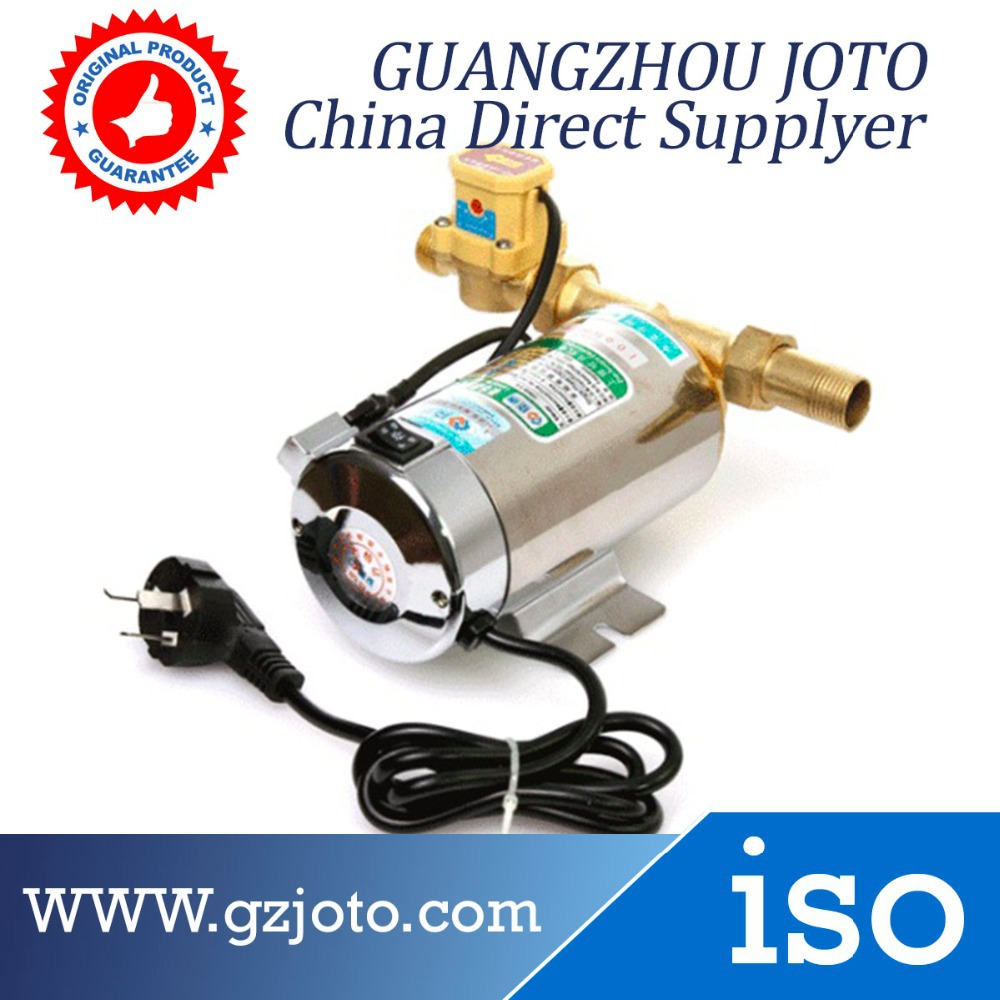100w Household automatic 220v 50 hz booster pump china manufacturer 100w 220v shower booster water pump