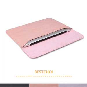 Image 5 - BESTCHOI Laptop Sleeve Bag for Macbook Pro Air 11 13 15 Case Women Men Waterproof Laptop Case Cover 12 13 13.3 14.1 15.4 inch