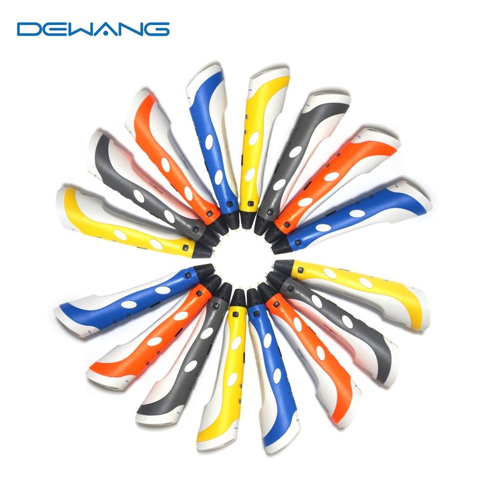 DEWANG 3D toll firka 1,75 mm-es ABS szálakkal ellátott 3D nyomtató - Irodai elektronika - Fénykép 6