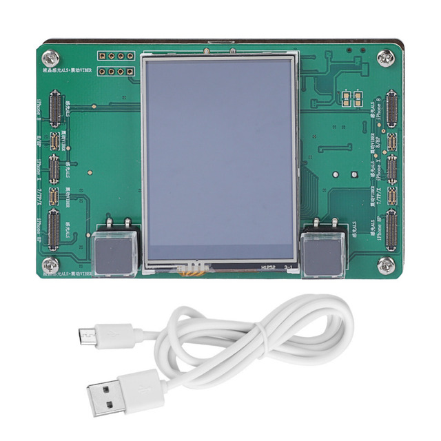 Als Ambient Light Sensor Photosensitive Programmer For Iphone 8 8p X Lcd Screen Repair