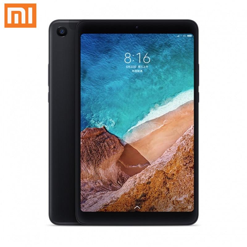 Multi-language Xiaomi Mi Pad 4 Plus 4GB+64GB Tablets 4 Snapdragon 660 AIE 8620mAh 10.1'' 16:10 1920x1200 Screen 13MP Mi Pad 4