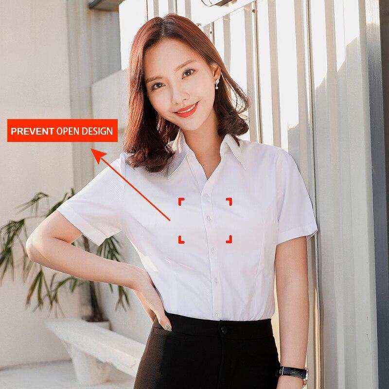 76a7d15e0d7f Plus túnica tamaño Tops blusa de las mujeres camisas 2019 ZANZEA de moda de  manga larga