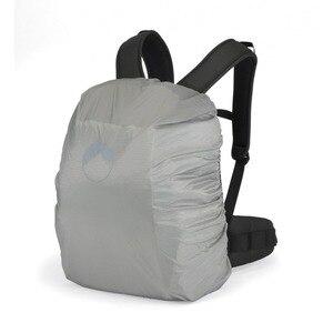 Image 5 - Hurtownie Gopro oryginalna Lowepro Flipside 400 AW lustrzanka cyfrowa zdjęcie z kamery torba plecaki + na każdą pogodę pokrywa darmowa wysyłka