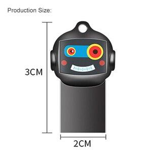 Image 3 - Pendrives USB Flash Drive 32GB lindo dibujos animados 64GB personalizado Mini memoria Flash Stick para regalo de cumpleaños de pareja