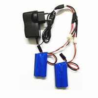 Original Lipo Battery 7 4v 2500mAh For MJX F45 F645 T23 RC Parts Helicopter Battery With