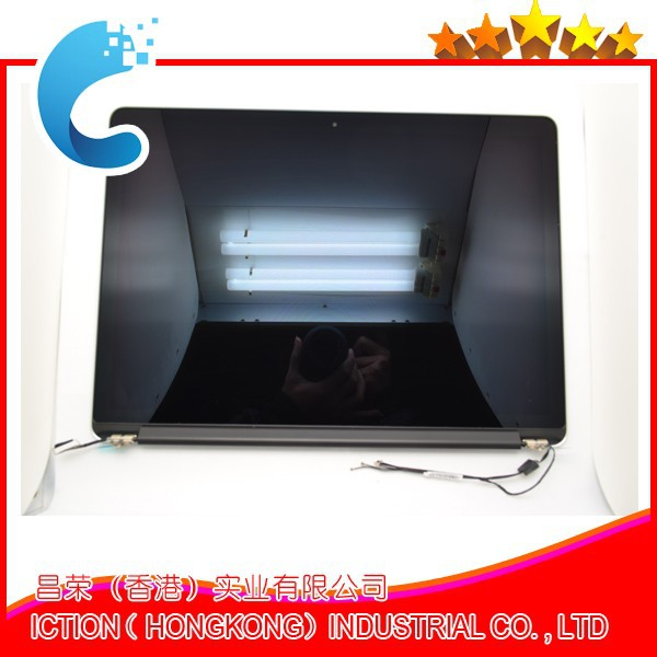 A1502 Laptop New Original A1502 LCD Display Assembly 2015 For Macbook Pro Retina 13' A1502 LCD Screen Display Assembly original new space grey silve laptop a1706 lcd assembly 2016 2017 for macbook pro retina 13 a1706 lcd screen assembly mlh12ll a