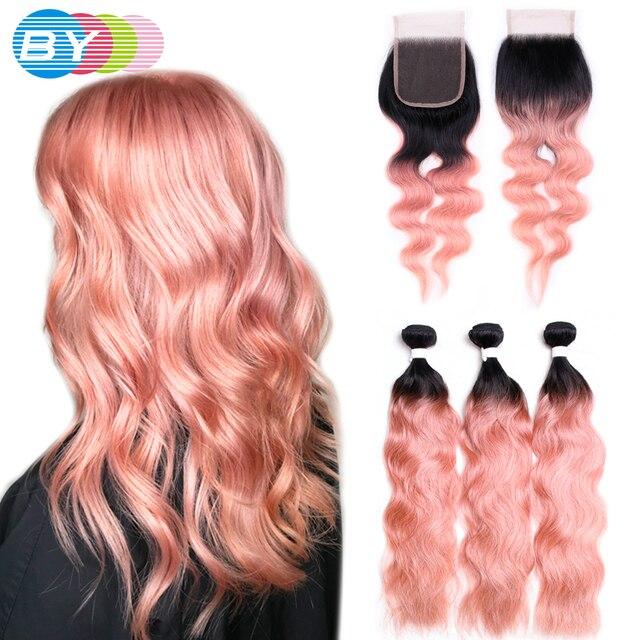 Two tone Human Hair Wigs