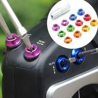 Hot Sale STAR POWER Radio Control Switch Color Nut For Futaba JR