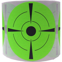 Target Stickers Rated Self Adhesive Targets for Shooting Archery Target Paper bullseye target for practice shooting skills