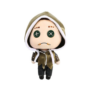 Image 4 - Game Identity Survivor Mercenary Nabb Cosplay Plush Doll Plushie Toy Dress Up Clothing Cute Christmas Gift