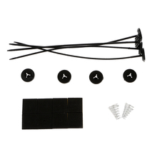 High Quality Electric Radiator Fan System Installation Kit Tie Strap Pads Heat resistant components