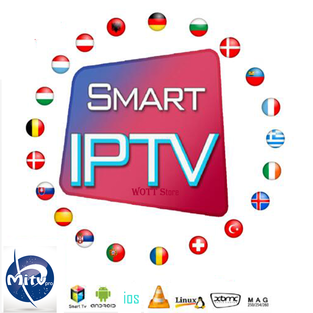 Mitvpro Europe Iptv Subscription Italian France Polish Belgium Turkish Canada Portugal UK Iptv Code Hot Club Xxx Stable Iptv