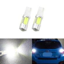 2 шт. ксеноновые Белый светодиод для Subaru XV crosstrek 2013-2017 Резервное копирование Обратный Замена Лампы для мотоциклов w/ проектор